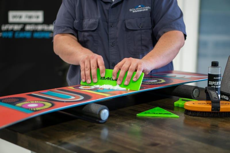 Charlotte, NC: Snowboard Tuning & Maintenance