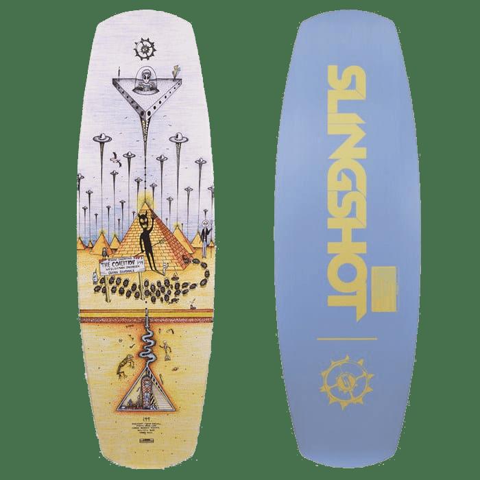 Slingshot Coalition - Hybrid Rocker Wakeboard